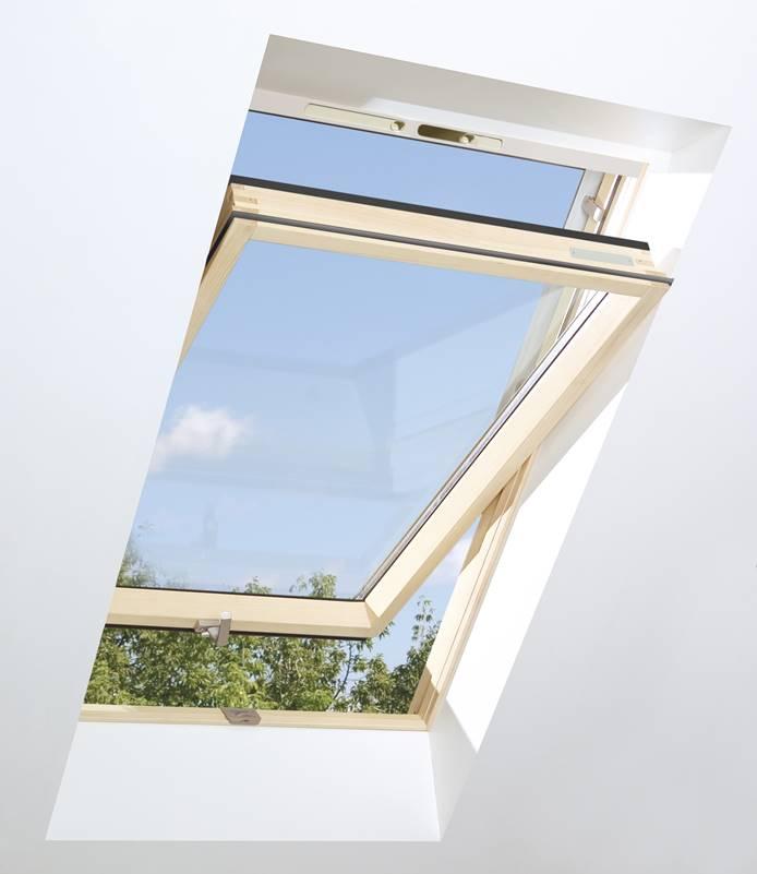 Fenêtre De Toit Optilight Vb Avec Entrée Dair