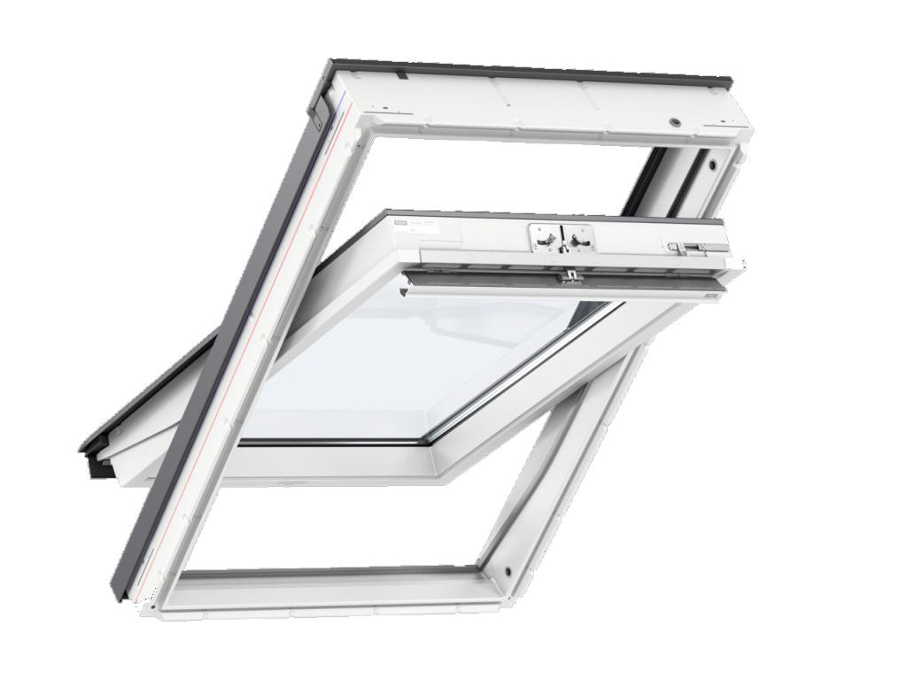 VELUX Kunststoff Dachfenster GLU 0061 ...