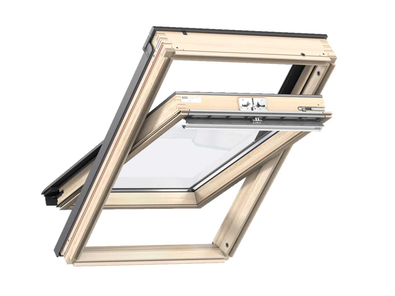 Dachfenster VELUX GZL 1051 ...