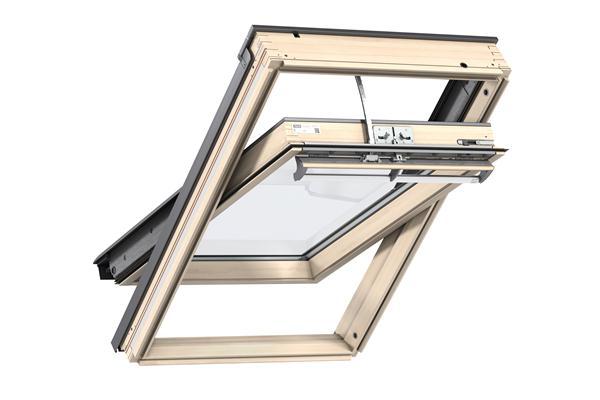 solar dachfenster velux ggl 3066. Black Bedroom Furniture Sets. Home Design Ideas