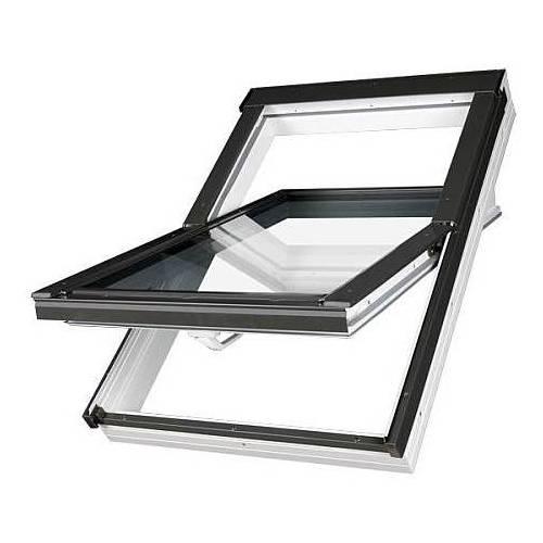 fen tre de toit fakro ptp u3 rotation pvc. Black Bedroom Furniture Sets. Home Design Ideas