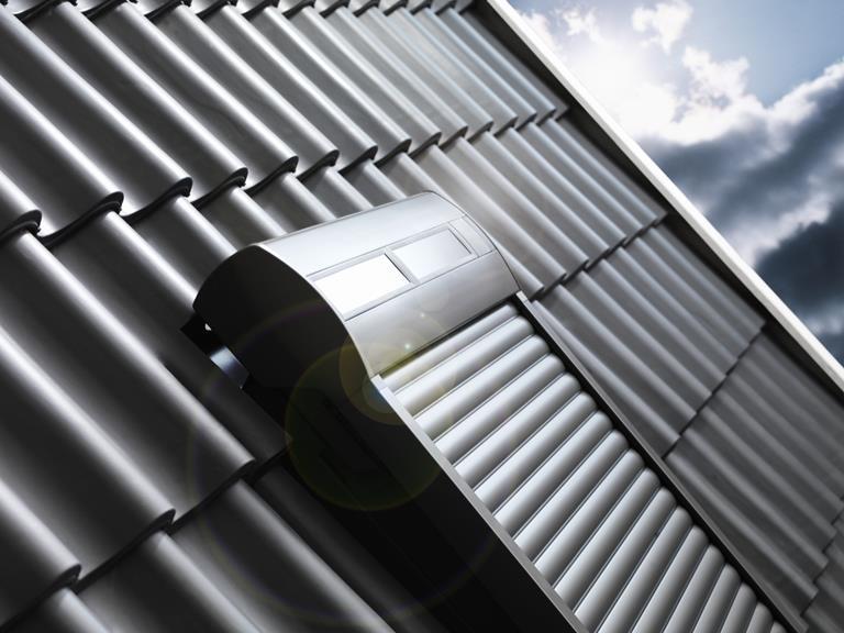außergewöhnliche Auswahl an Stilen und Farben später suchen VELUX Solar-Rollladen SSL