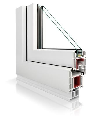 Sehr Kunststofffenster VEKA PERFECTLINE VP70, 5-Kammern WS05