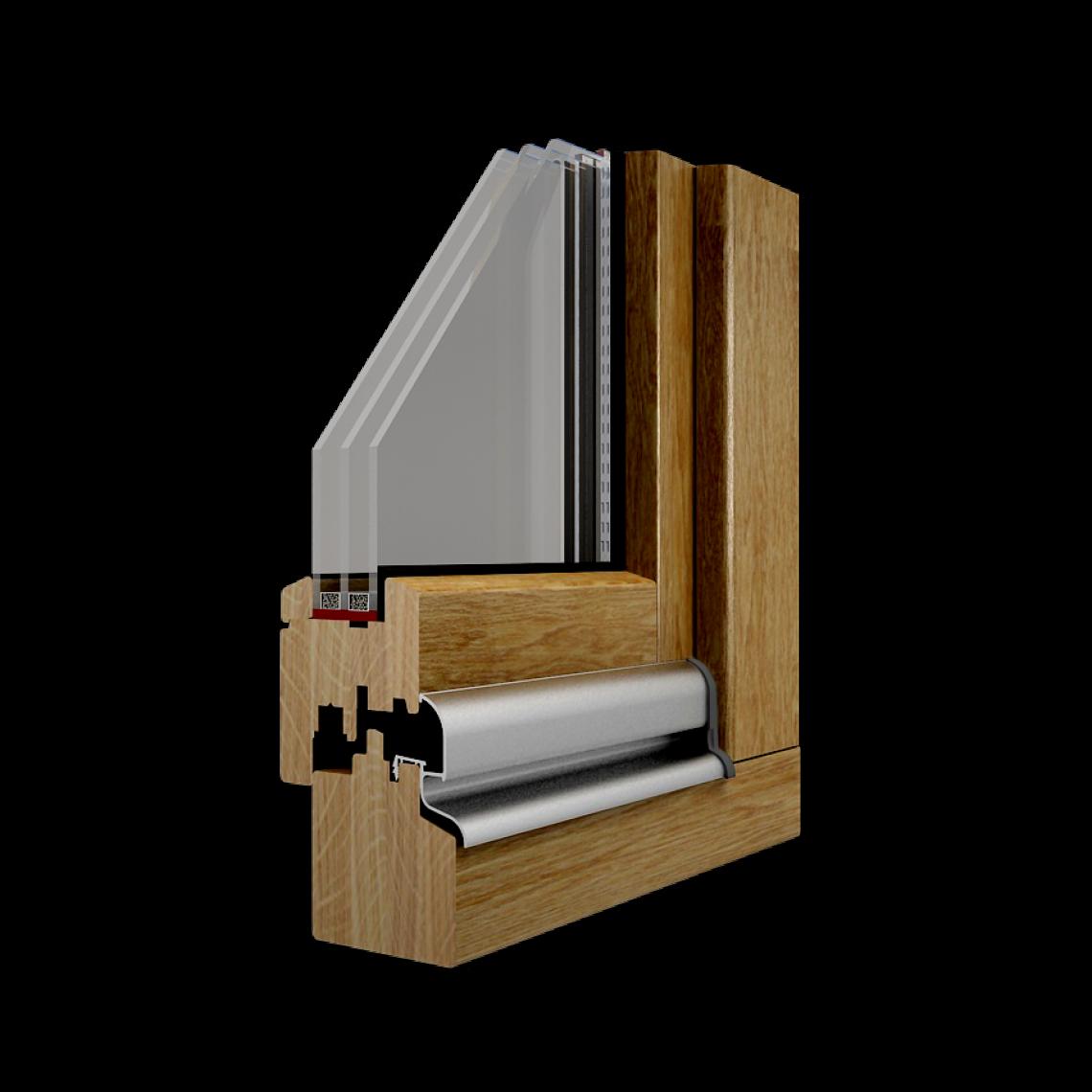 Fenêtre En Bois Thermo 78 Une Meilleure Isolation Thermique