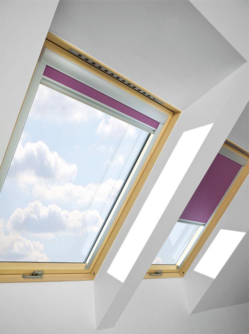 fakro arf blackout blinds for fakro roof windows. Black Bedroom Furniture Sets. Home Design Ideas