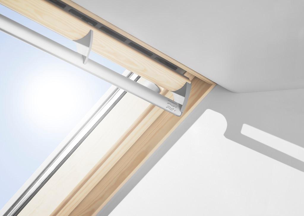 takf nster velux klarlackat ggl 3066. Black Bedroom Furniture Sets. Home Design Ideas