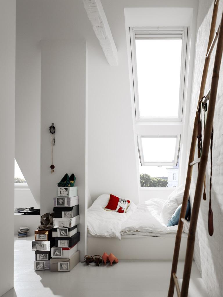 milchglas dachfenster velux gpu 0034. Black Bedroom Furniture Sets. Home Design Ideas