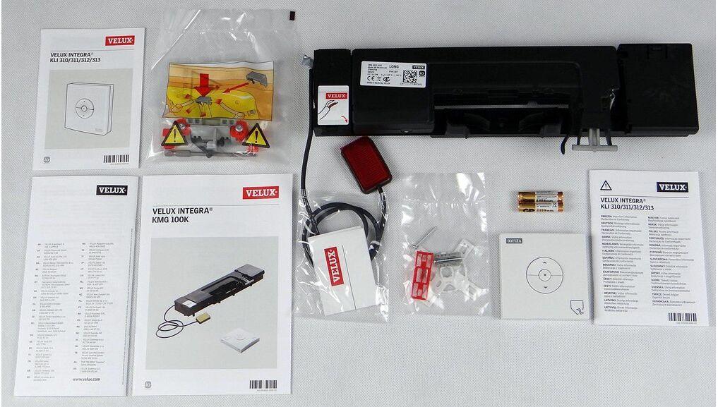 Marvelous Velux Integra Kmg Electric Motor With Rain Sensor For Manually Wiring Digital Resources Almabapapkbiperorg
