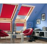 FAKRO ARS: roller blinds with possibility to lock in three positions for Fakro roof windows