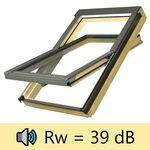 Fenêtre de toit FAKRO FTP R1 acoustique