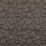 3D Wandpaneele aus Gips DESERT (48x48 cm)