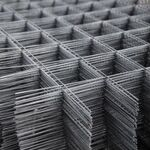 Wire mesh reinforcment 4.0 x 2000 x 1000 mm with 100 x 100 mm mesh