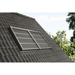 VELUX SSS » Soft shutters for VELUX roof windows