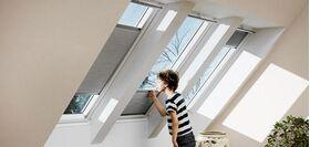 Energy blind VELUX FHC