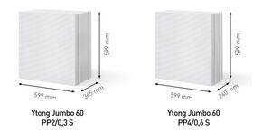 NEW! YTONG Jumbo | système d'éléments en béton cellulaire