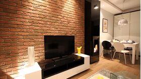 COUNTRY 640, brique en béton pour mur extérieur
