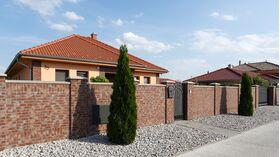 COUNTRY 668, brique en béton pour mur extérieur