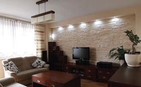 CRETA CREAM, decorative gypsum tile
