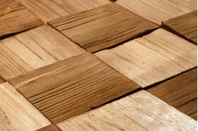 Panneaux en bois QUADRO 3