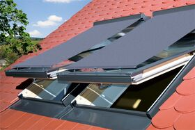 Awning blind for FAKRO roof windows