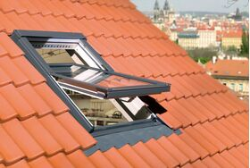 Schwingfenster FTP-V U4 von außen
