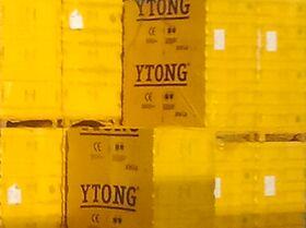 Bloc béton cellulaire YTONG PP2,5-0,40 | Valeur R jusqu'à 3,37