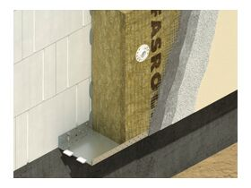 Façade thermal insulation ROCKWOOL FRONTROCK MAX E : mineralwool for external walls
