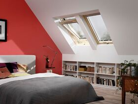 Electric-powered awning blind VELUX MML