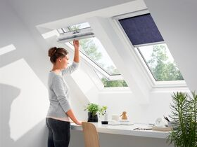 Roof window VELUX GLU 0051 | Everfinish
