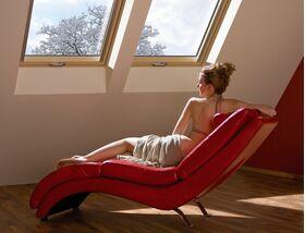 Roof window FAKRO FTT U8 Thermo | Passive glazing