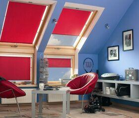 FAKRO ARS | Store tamisant pour les fenêtres de toit FAKRO ✓ Compatible avec ARTENS et OptiLight
