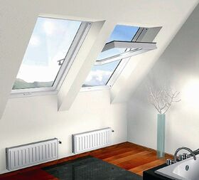 PVC roof window OptiLight TLP THERMO