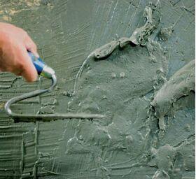 ATLAS ZT, mortier de ragréage mural traditionnel (6-30 mm)