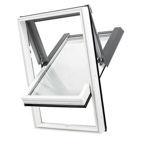 PVC roof window SkyLight PREMIUM : white