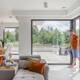 VEKA Perfectline VP70 | PVC facade windows