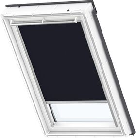 Electric-powered blackout blind VELUX DML
