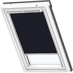 Solar-powered blackout blind VELUX DSL