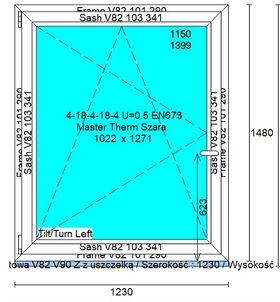VEKA V82 | PVC windows, patio doors, sliding doors