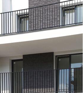 PALERMO GRAPHITE, decorative concrete tile