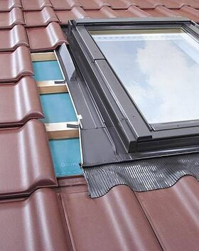 Roof window Optilight B