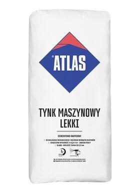 Atlas ZTC-W-W, enduit mécanique allégé (5-30 mm)