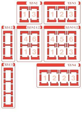 3-glas PVC Takfönster OPTILIGHT TLP-V U4