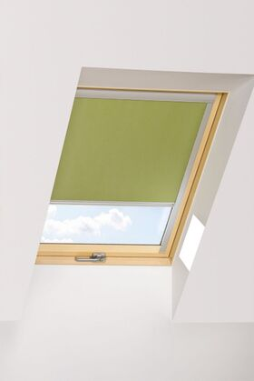 Verdunkelungsrollo ARF für FAKRO Dachfenster - Schutz von UV-Strahlung