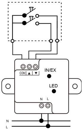 Modul FAKRO ZWMA1 ermöglicht die Zusammenarbeit mit anderen Kontrollgeräten