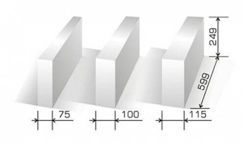 Top Porenbeton PP4-060 | Gasbeton Planstein nach DIN V 4108-4 OV79